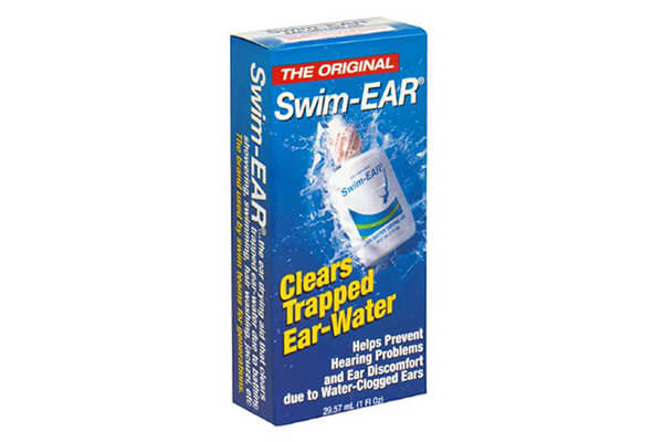 Swim-Ear Ear-Water Drying Aid