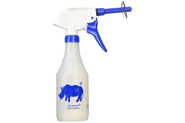Rhino Ear Washer Bottle System