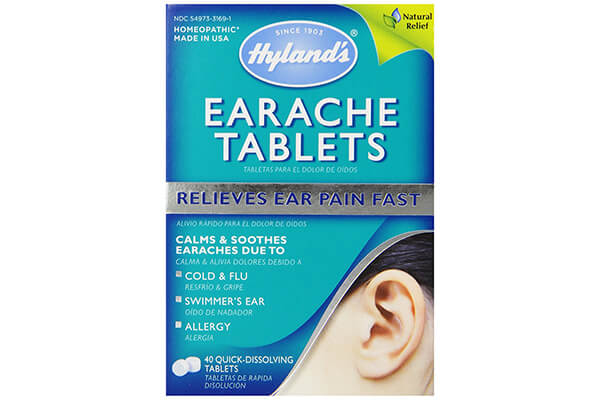 Hyland's Earache Relief Tablets
