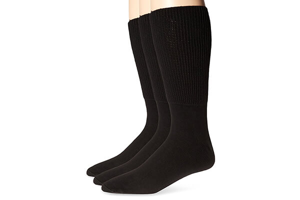 Extra-Wide Diabetic Socks