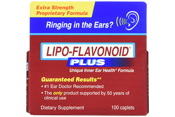 Lipo-Flavonoid Plus Dietary Supplement Ear Health