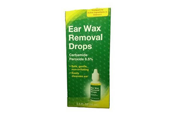 Dr. Sheffield's Ear Wax Removal Drops