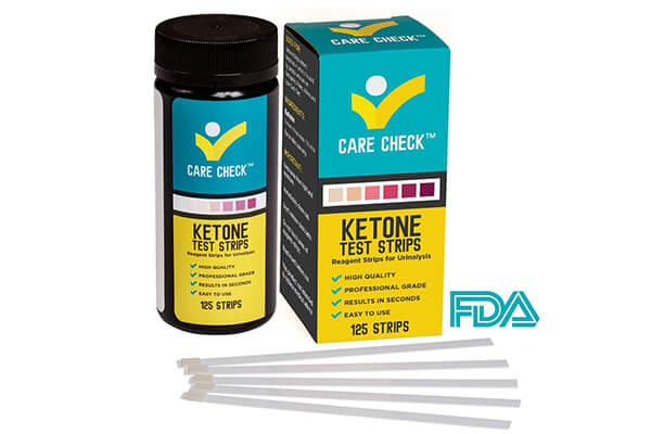 Care Check Ketone Test Strips
