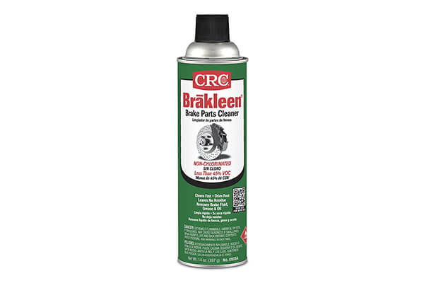 CRC BRAKLEEN Chlorine-Free Brake Parts Cleaner