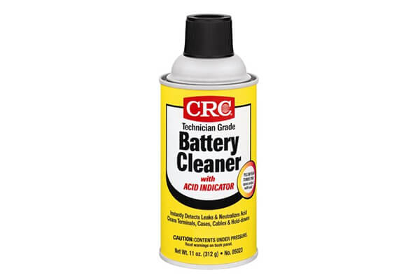 CRC 05023 Technician Grade Battery Cleaner with Indicator