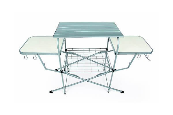 Camco 57293 Deluxe Grilling Table