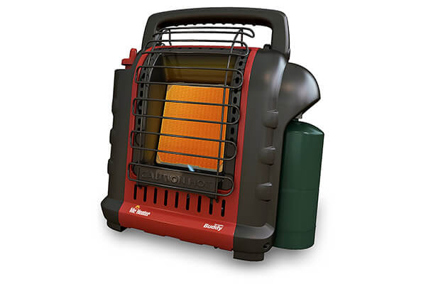 Mr. Heater F232000 MH9BX Buddy Portable Radiant Heater