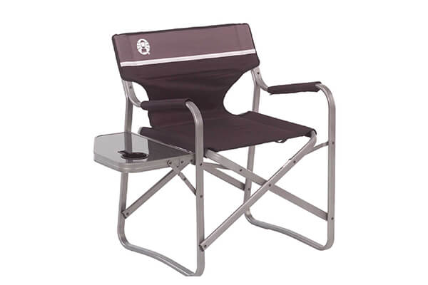 Colemen Aluminum Deck Chair