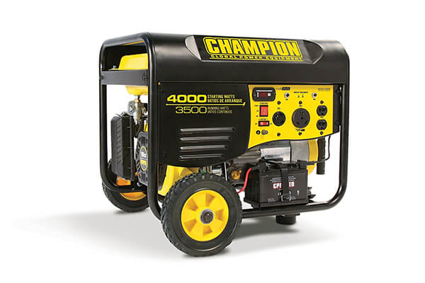 Champion Power Equipment Ready Portable Generator with Wireless Remote Start