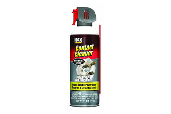 Max Professional 2015 Contact Cleaner