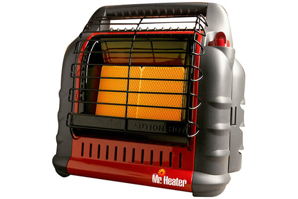 Mr. Heater F274865 Portable LP Heater