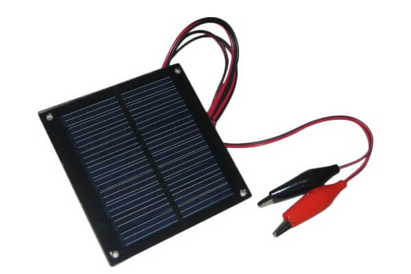 Sunnytech Mini Solar Panel Charger
