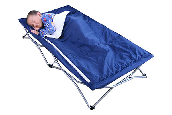 Regalo My Cot Deluxe, with Sleeping Bag