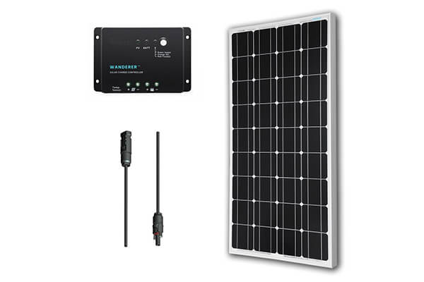 Renogy Monocrystalline Solar Bundle Kit
