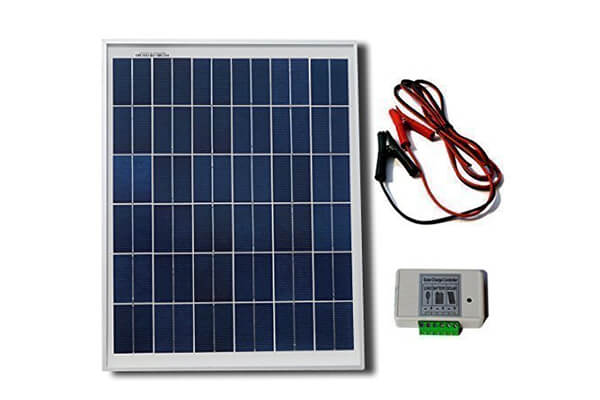 ECO-WORTHY 20W 12V Solar System Kit