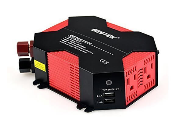BESTEK 400W Car Power Inverter