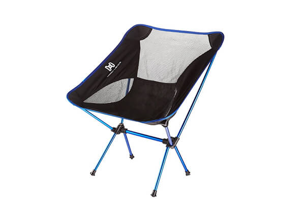 Moon Lence Ultralight Portable Folding Camping Backpacking Chair