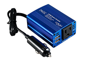 Top 10 Best Portable Power Inverters for Cars in 2019 Reviews