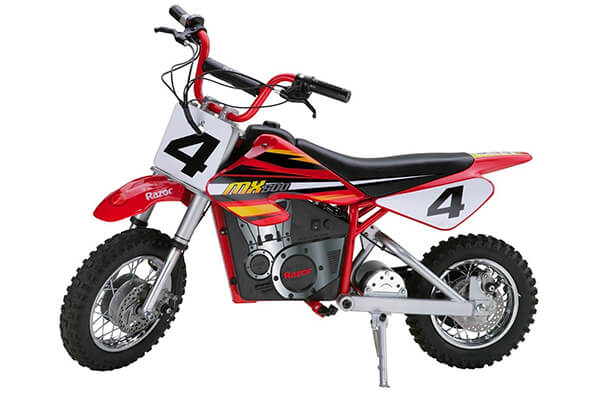 MX500 Dirt Rocket Electric Bike