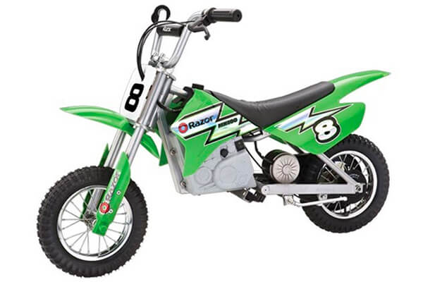 MX400 Dirt Rocket Bike By Razor