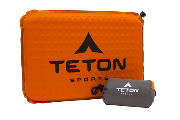 TETON SPORTS comfortLite self-inflating seat cushion