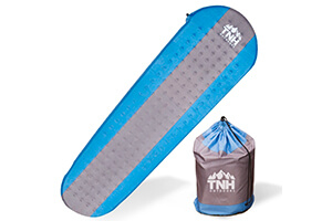 Top 10 Most Comfortable Camping Mattress Pad in 2017 Reviews