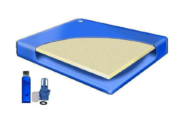 Better sleep Waveless Waterbed Mattress