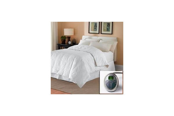 Sunbeam All Season KING Premium Heated Mattress Pad