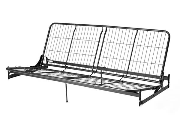 Metal Futon Embly Instructions Dhp Vermont Full Sized Frame Black