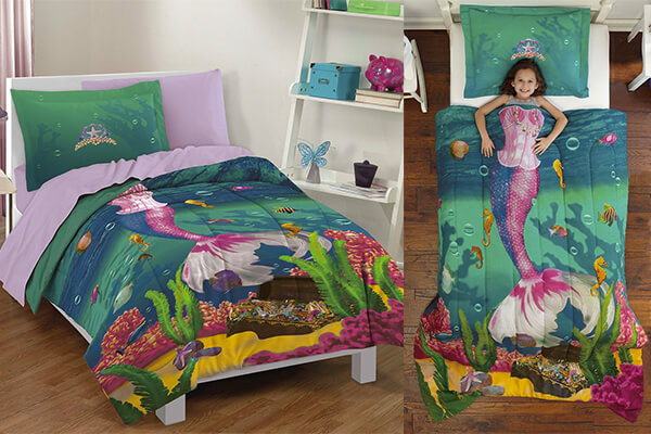 Princess Ultra Soft Microfiber Comforter Sets