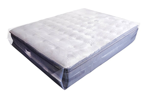 CRESNEL QUEEN Size Extra Thick 4-Mil Heavy Duty Mattress Bag