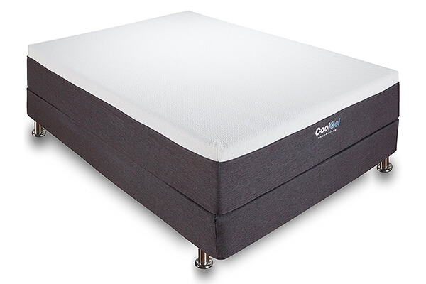 Classic Brands 12 Inch Cool Gel Memory Foam Mattress