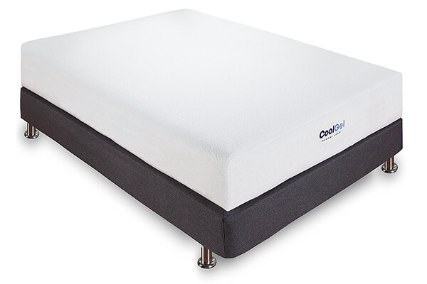 Classic Brands Cool Gel 8 Inch Gel Memory Foam Mattress