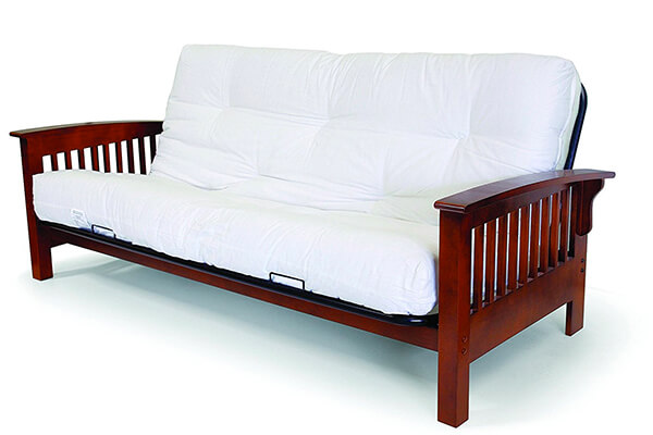 Artiva USA Home Deluxe 8-Inch Futon Sofa Mattress Made in US Best Quality