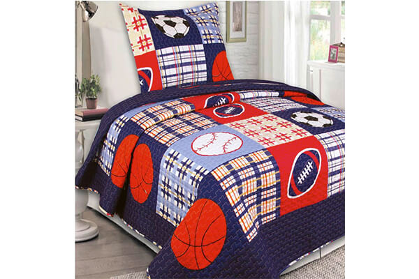 Mk Collection 2 Pc Bedspread