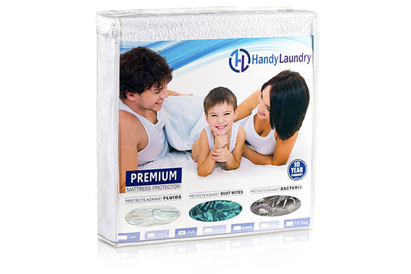 Handy Laundry Twin Mattress Protector