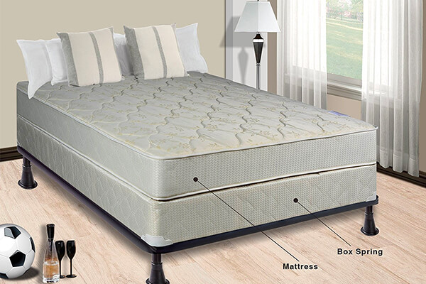 Continental Sleep Hollywood Collection Orthopedic