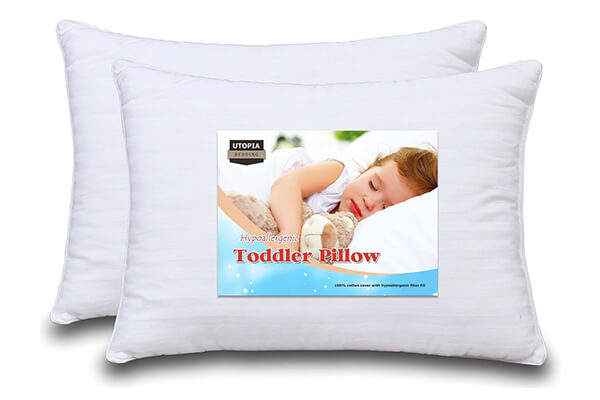 Dreamy Baby Pillow - Two Toddler Pillow Bundle
