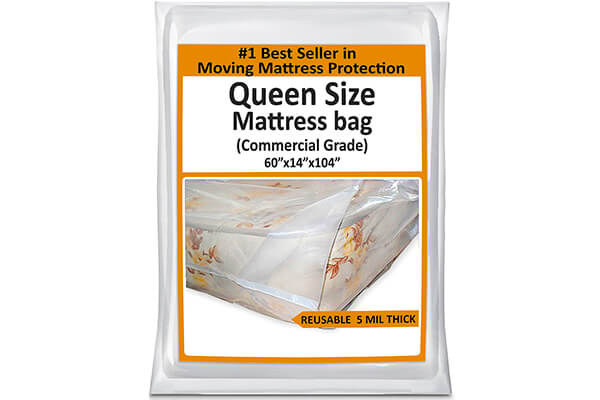 Queen Mattress Bag for Moving