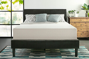 Top 10 Best Mattresses for Back Pain in 2018 Reviews