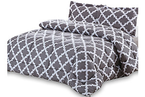 Top 10 Most Comfortable Comforter Sets in 2019 Reviews
