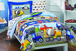 Top 10 Most Comfortable Kid's Comforter Sets in 2019 for the Money