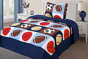 Top 10 Most Comfortable Kid's Quilt Sets for the Money