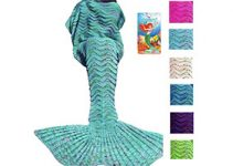 Top 10 Most Comfortable Kid's Mermaid Blankets of all Times
