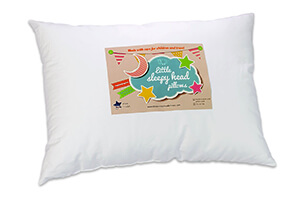 Most Comfortable Kid's Pillows for 6 Years Olds or Under in 2018 Review