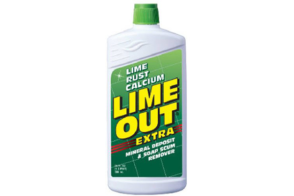 Lime Out AO06N Lime, Calcium, Rust and Mineral Deposit Remover