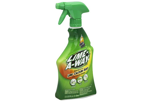 Lime-A-Way Calcium Rust Cleaner