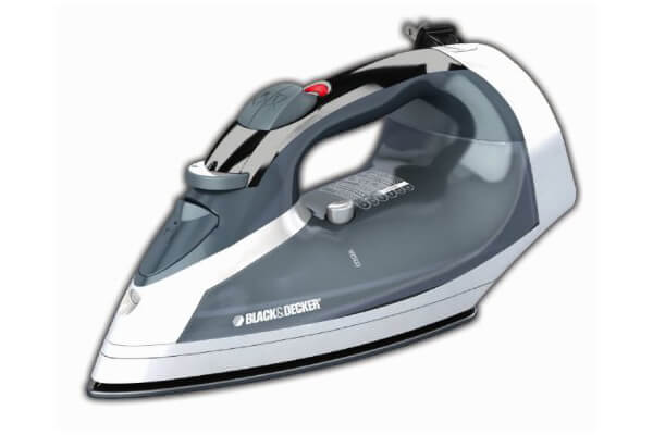 Cord Reel Steam Iron