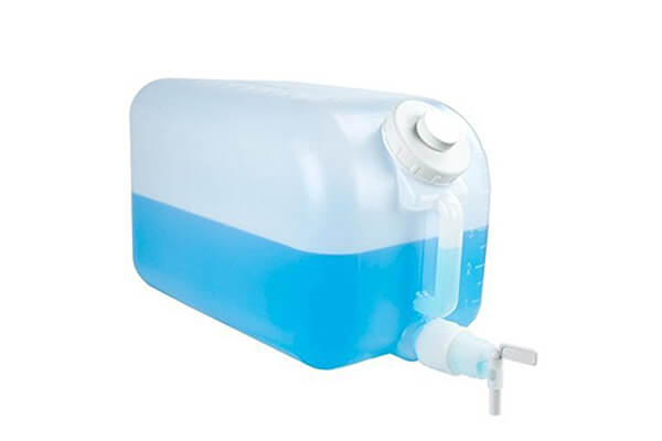 Tolco H Plastic Dispenser Carboy