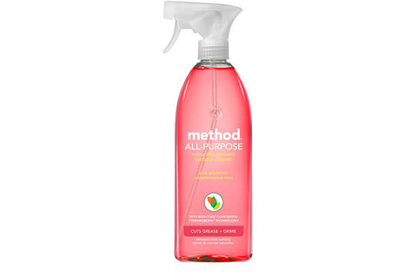Method Naturally Derived All-Purpose Cleaner Spray, Pink Grapefruit